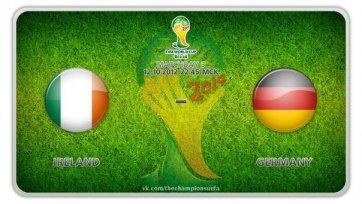 Анонс. Ирландия – Германия – дублинское сражение