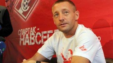 Андрей Тихонов: «Денисов – очень сильный футболист»