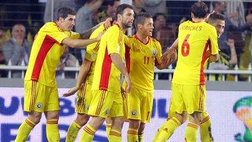 Румыния обыграла Турцию и не отпускает Голландию