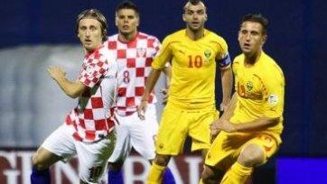 Игрок «Локомотива» поучаствовал в победе сборной Хорватии