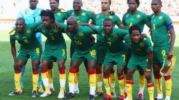 Камерун остался без Кубка Африки