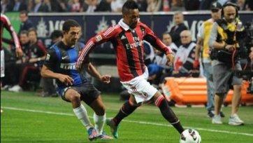 Робиньо не поможет «Милану» в матче против «Лацио»