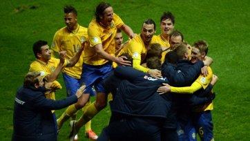 В матче Германия – Швеция было забито восемь голов!