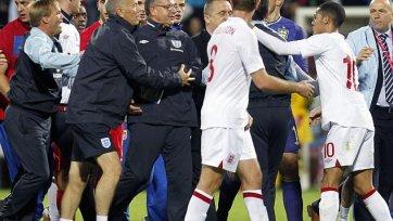 Футбольная общественность считает, что Сербию нужно дисквалифицировать