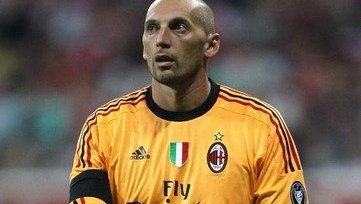 «Милан» потерял основного вратаря перед игрой с «Лацио»