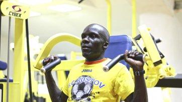 Бенуа Ангбва: «Нужно показать командную игру»