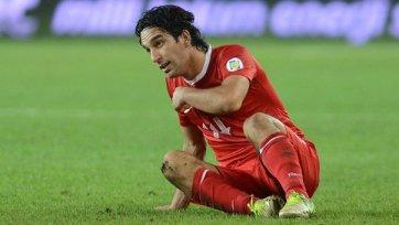 «Атлетико» потерял Арда Турана