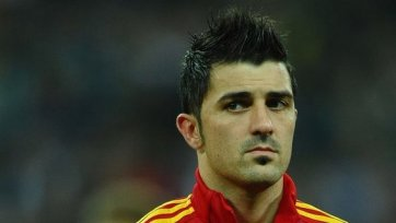 Давил Вилья нужен «Милану»