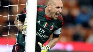 Кристиан Аббьяти точно не сыграет против «Лацио»