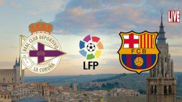Анонс. «Депортиво» - «Барселона» - быть ли осечке в Ла-Корунье?
