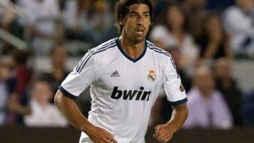 Хедира поможет «Реалу» в игре с «Боруссией»