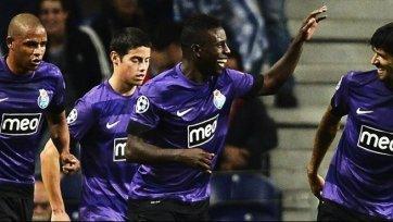 «Динамо» потрепало нервы «Порту», но проиграло