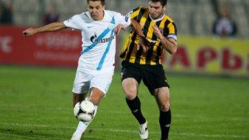 Волевая победа «Зенита», полиция и 17-летний вратарь!