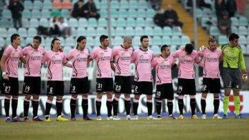 «Сиена» и «Палермо» голов друг другу не забили