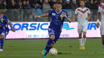 «Бордо» потерпел первое поражение в сезоне