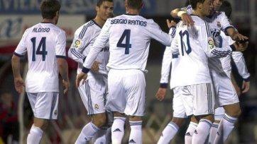 Какая боль, какая боль, «Реал» - «Мальорка» - 5:0!