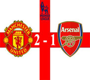 Манчестер Юнайтед - Арсенал (2:1) (03.11.2012) Видео Обзор
