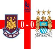 Вест Хэм - Манчестер Сити (0:0) (03.11.2012) Видео Обзор