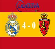 Реал Мадрид - Сарагоса (4:0) (03.11.2012) Видео Обзор