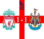 Ливерпуль - Ньюкасл (1:1) (04.11.2012) Видео Обзор