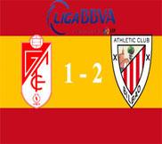 Гранада - Атлетик (1:2) (04.11.2012) Видео Обзор