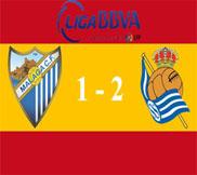 Малага - Реал Сосьедад (1:2) (11.11.2012) Видео Обзор