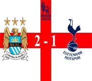 Манчестер Сити - Тоттенхэм (2:1) (11.11.2012) Видео Обзор