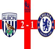 Вест Бромвич - Челси (2:1) (17.11.2012) Видео Обзор