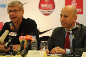 «Арсенал» и Emirates – вместе до 2019-го!