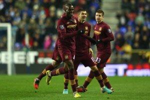 «Уиган» - «Манчестер Сити» Бережливость - залог победы