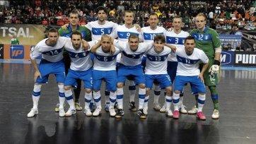Сборная Италии обыграла Аргентину и вышла на первое место
