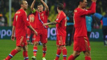 Сборная России по футболу улучшила позиции в рейтинге ФИФА