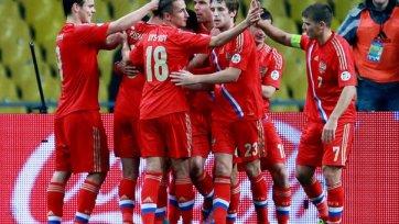 Объявлена дата и время прибытия национальной сборной России по футболу в Краснодар