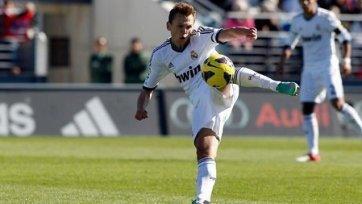 Денис Черышев счастлив в «Реале»
