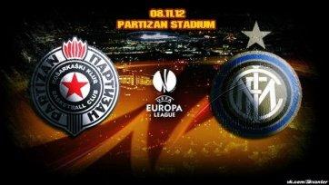 Анонс. «Партизан» - «Интер» Хватит ли терпения у Белграда?