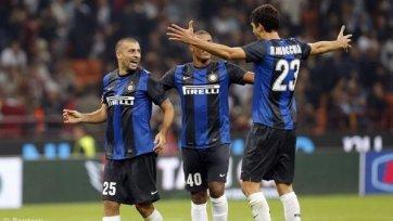 «Партизан» - «Интер»: 1-3. Итальянцы вслед за «Рубином» шагают в 1/16 ЛЕ