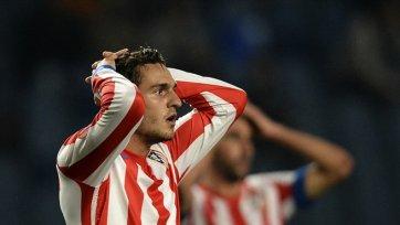 «Атлетико» упустил шанс досрочно выйти в плей-офф