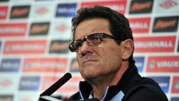 Фабио Капелло: «Команда сплочена и настроена оптимистично»