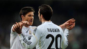 Игуаин и Алонсо останутся в Мадриде