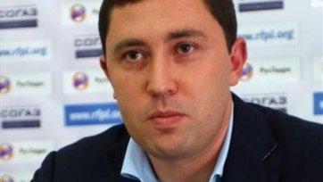 Владимир Газзаев: «Игра была равной»