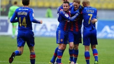 «Кубань» - ЦСКА. 5-я победа «армейцев» подряд