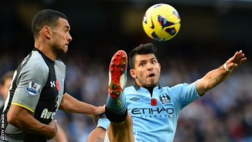 Удача повернулась к «Манчестер Сити» лицом