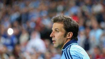 Алессандро дель Пьеро может стать тренером «Сиднея»!