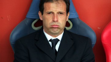 Уже сегодня «Милан» может расстаться с Аллегри
