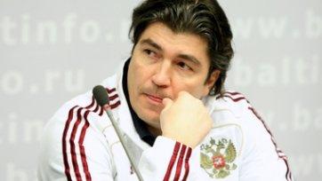 Николай Писарев: «Надеюсь Ламбарский будет одним из лидеров сборной»