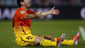 Лионель Месси потряс всю «Барселону»!