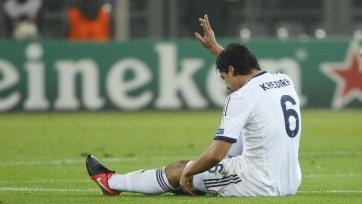 Сами Хедира оправился от травмы