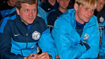 Специалисты «Зенита» отправились в «Челси»