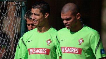 Пепе: «Роналду действительно лучший»