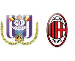 Аннонс. «Андерлехт» - «Милан» - шансы есть у всех!